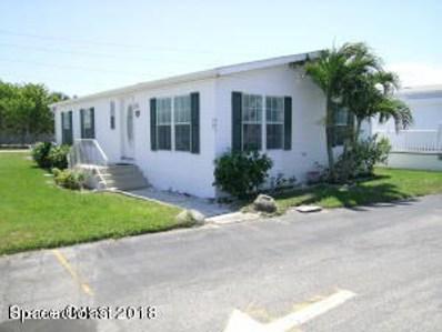 401 Peace Lane, Melbourne Beach, FL 32951 - MLS#: 804430