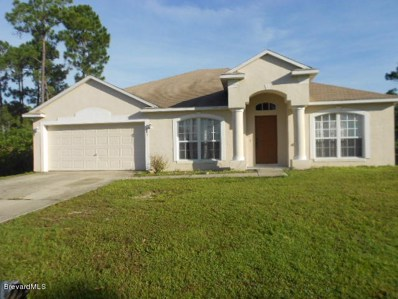 935 SE Toluca Street, Palm Bay, FL 32909 - MLS#: 804475