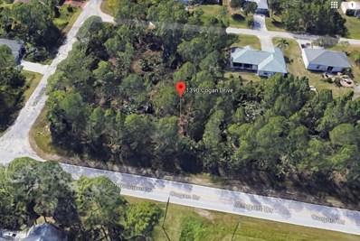 1390 Cogan Drive, Palm Bay, FL 32909 - MLS#: 804731