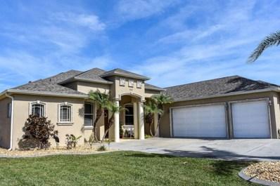 160 Edgewater Way, Merritt Island, FL 32953 - MLS#: 804742