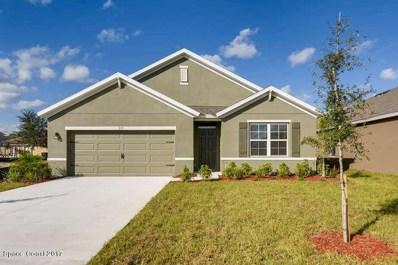 843 Sparkle Street, Palm Bay, FL 32909 - MLS#: 804789