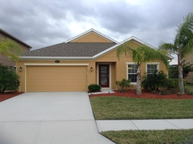 2635 NW Snapdragon Drive, Palm Bay, FL 32907 - MLS#: 804843