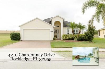 4210 Chardonnay Drive, Rockledge, FL 32955 - MLS#: 804901
