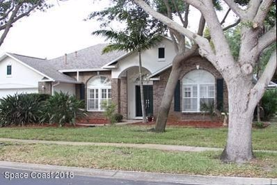 118 Windward Way, Indian Harbour Beach, FL 32937 - MLS#: 804936
