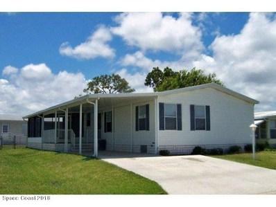 629 Puffin Drive, Barefoot Bay, FL 32976 - MLS#: 804981