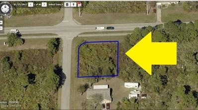 3600 Jupiter [Corner] Boulevard, Palm Bay, FL 32909 - MLS#: 805036