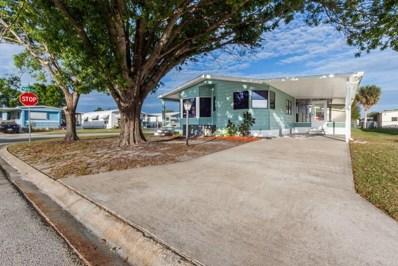 200 W Sailfish Court, Barefoot Bay, FL 32976 - MLS#: 805042