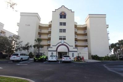 7128 Marbella Court UNIT 403, Cape Canaveral, FL 32920 - MLS#: 805047