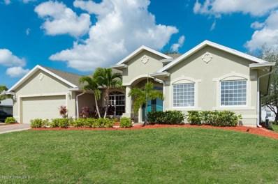411 SE Davidson Street, Palm Bay, FL 32909 - MLS#: 805171
