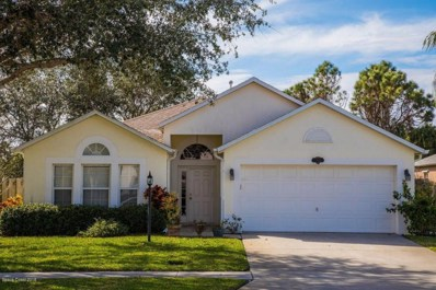3921 Upmann Drive, Rockledge, FL 32955 - MLS#: 805250