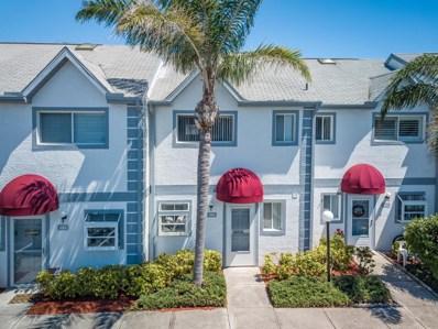 404 Seaport Boulevard UNIT 122, Cape Canaveral, FL 32920 - MLS#: 805364