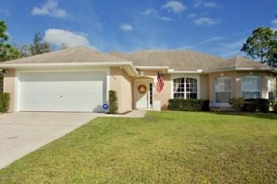 1581 SE Walker Street, Palm Bay, FL 32909 - MLS#: 805396