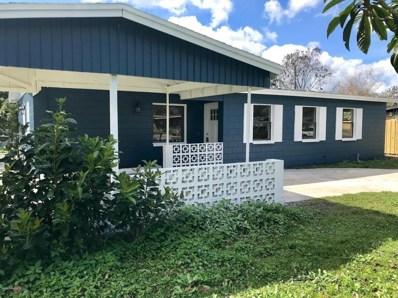 1058 Genevieve Avenue, Rockledge, FL 32955 - MLS#: 805397