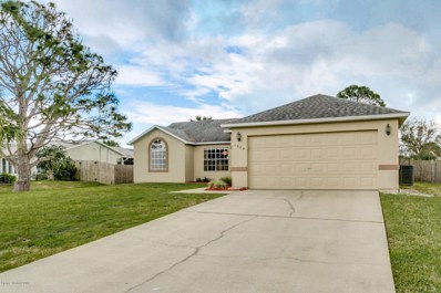 1828 Zaminder Street, Palm Bay, FL 32907 - MLS#: 805527