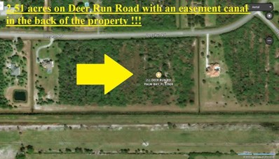151 Deer Run Road, Palm Bay, FL 32909 - MLS#: 805611