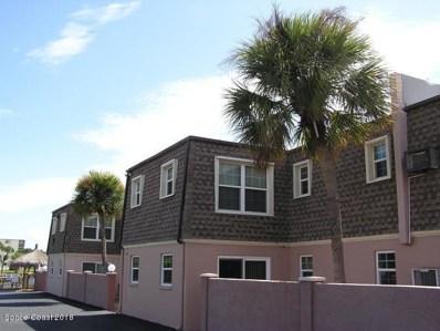 390 W Cocoa Beach Causeway UNIT 294, Cocoa Beach, FL 32931 - MLS#: 805658