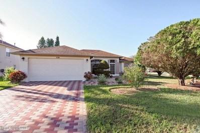 1235 Winding Meadows Road, Rockledge, FL 32955 - MLS#: 805720