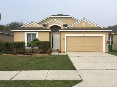 422 Cressa Circle, Cocoa, FL 32926 - MLS#: 805749
