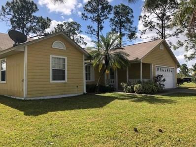 2212 Cogan Drive, Palm Bay, FL 32909 - MLS#: 805894