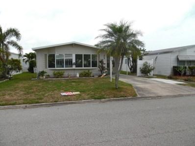 429 Marlin Circle, Barefoot Bay, FL 32976 - MLS#: 806006