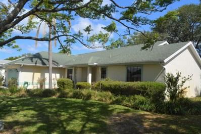 1228 Lemon Tree Lane, Rockledge, FL 32955 - MLS#: 806036