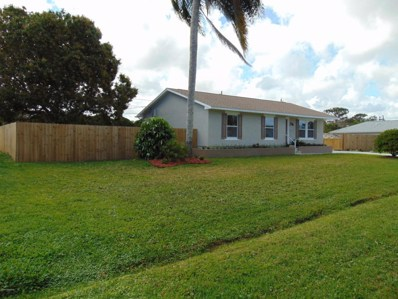 2048 Clover Street, Palm Bay, FL 32905 - MLS#: 806123