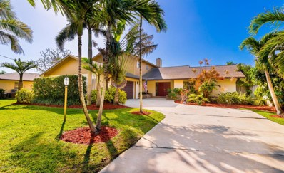 321 Nikomas Way, Melbourne Beach, FL 32951 - MLS#: 806126