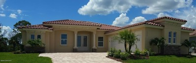 7327 Preserve Pointe Drive, Merritt Island, FL 32953 - MLS#: 806141