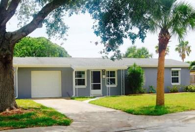 783 Teak Drive, Melbourne, FL 32935 - MLS#: 806151