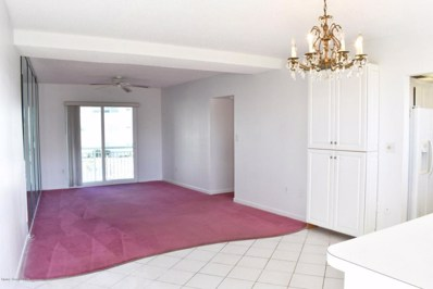 4000 Ocean Beach Boulevard UNIT 2j, Cocoa Beach, FL 32931 - MLS#: 806181