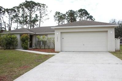 1824 Warton Avenue, Palm Bay, FL 32909 - MLS#: 806197