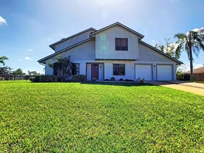 605 Sommers Hammock Lane, Merritt Island, FL 32953 - MLS#: 806281