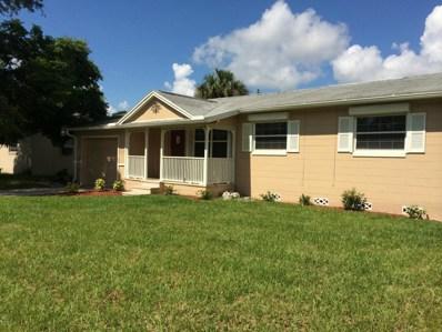 2439 Clearlake Road, Cocoa, FL 32922 - MLS#: 806306
