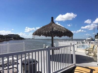 390 W Cocoa Beach Causeway UNIT 32-5, Cocoa Beach, FL 32931 - MLS#: 806339