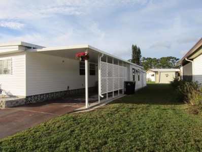 139 Holiday Park Boulevard, Palm Bay, FL 32907 - MLS#: 806341
