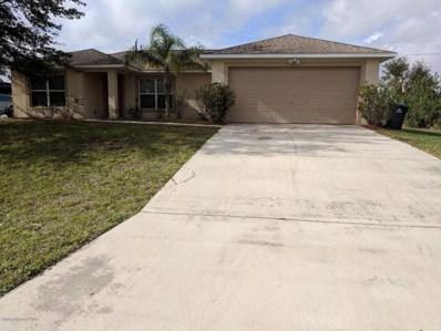 1382 Weiman Road, Palm Bay, FL 32909 - MLS#: 806422
