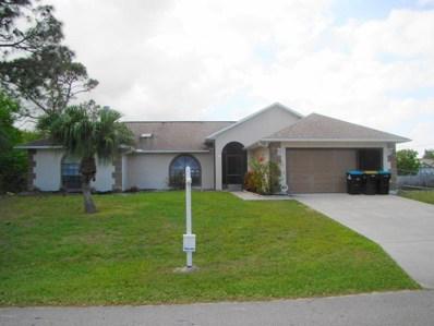 770 Bautzen Avenue, Palm Bay, FL 32907 - MLS#: 806520