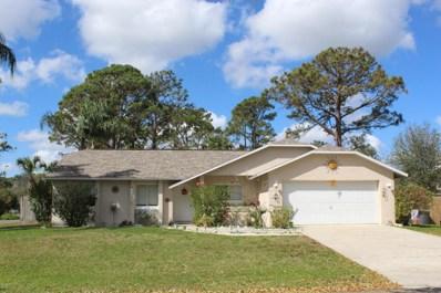 6420 Greenwood Avenue, Cocoa, FL 32927 - MLS#: 806649