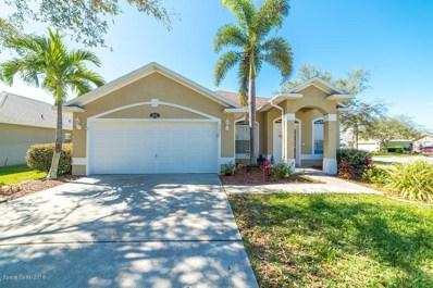 3801 San Miguel Lane, Rockledge, FL 32955 - MLS#: 806670