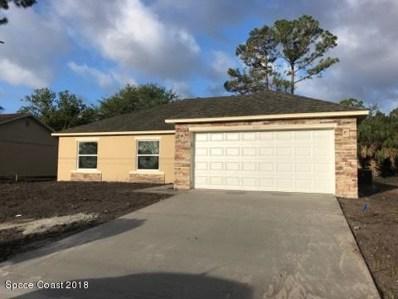 422 Eldron Boulevard, Palm Bay, FL 32907 - MLS#: 806764