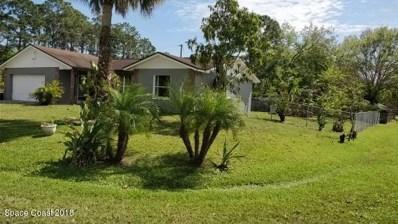958 Sablon Street, Palm Bay, FL 32909 - MLS#: 806857