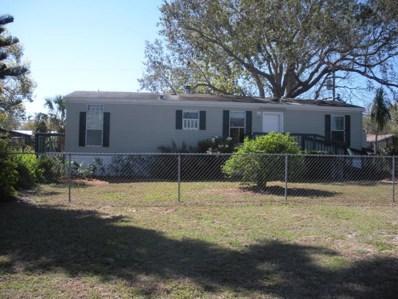 451 Seahorse Lane, Cocoa, FL 32927 - MLS#: 806887