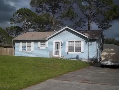 1031 Degroodt Road, Palm Bay, FL 32908 - MLS#: 806891