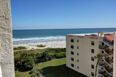 1000 N Atlantic Avenue UNIT 714, Cocoa Beach, FL 32931 - MLS#: 806964