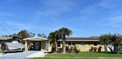 1450 Hannah Drive, Merritt Island, FL 32952 - MLS#: 807187
