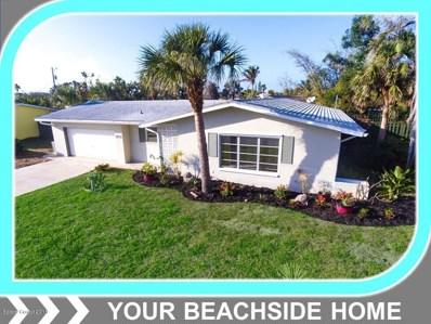 322 Beach Street, Indialantic, FL 32903 - MLS#: 807193