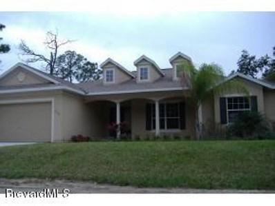 2548 SE Emerson Drive, Palm Bay, FL 32909 - MLS#: 807220