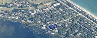 175 Bayshore Drive, Melbourne Beach, FL 32951 - MLS#: 807251