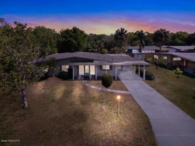 282 W Laila Drive, West Melbourne, FL 32904 - MLS#: 807254