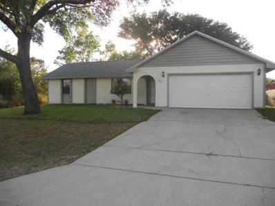474 Alesio Avenue, Palm Bay, FL 32909 - MLS#: 807327